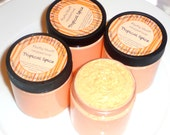 SALE Tropical Spice Whipped Soap In A Jar 4 Oz Fluffy Stuff Whipped Soap