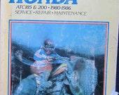 Clymer Honda ATV 185 200 Service Repair Manual 1980 1986