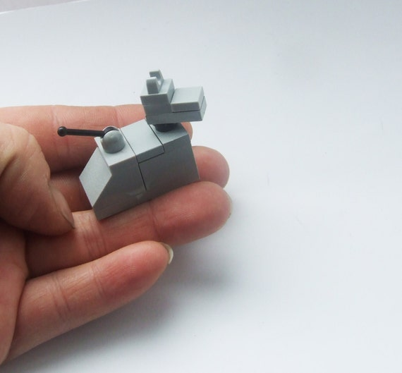 K-9, LEGO, retro doctor who custom figure