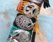 WHOLESALE Leather Jewelry, WHOLESALE Handmade Silver Jewelry, Unique Leather Wrap Bracelets for Resale Boutiques, Spas, Shops, Salons