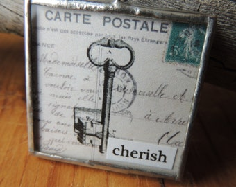 Key to Cherish Pendant