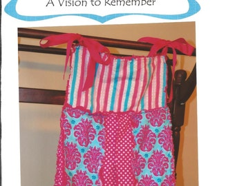 Diaper Stacker Sewing Pattern, Rag Quilt Patchwork Style, Mailed 1 Business Day, Old Pattern Style SALE