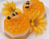 Spicy Honey Handcrafted Soap
