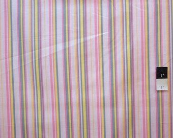 Annette Tatum AT49 Soleil Parasol Pink Cotton Fabric 1 Yard