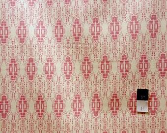 Tina Givens SATG002 Lilliput Fields Ancient Ivory Cotton HOME DECOR Fabric 1 Yard