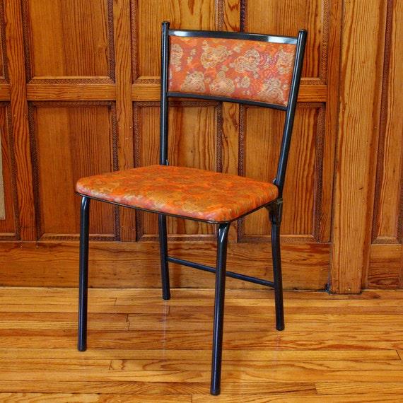 Vintage Folding Chair Cosco Folding Gatefold Chair