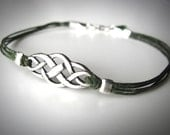 Outlander Bracelet celtic bracelet Celtic jewelry Best Seller Sterling Celtic Knot bracelet Irish bracelet Scottish bracelet