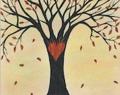The Meditation Art Print, Wall Art, Yoga, Meditation