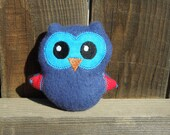 Mini Owl Plush Softie