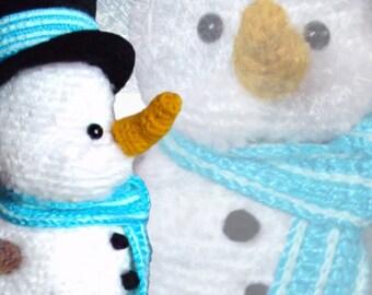 24) Little Snowman