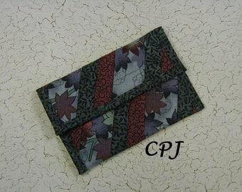 Quilted Coin Purse (CPJ)