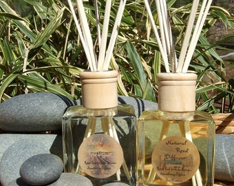 CUSTOM SCENTED Reed Diffuser You Choose The Scent