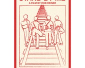 Stand by Me 12x18 inches movie poster