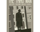 The Third Man 12x18 inches movie poster