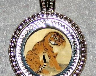Asian TIGER Pendant