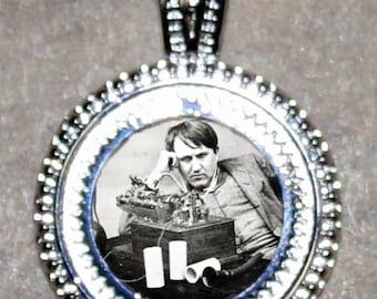Thomas Edison Pendant