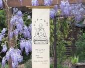 Silk Scroll (Buddha)