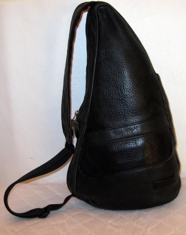 Llbean Ameribag Style Ergo Backpack Sling Bag Thick By