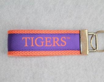 Clemson Tigers Key Fob