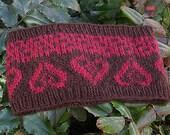 Fairisle Headband - Knit Pattern