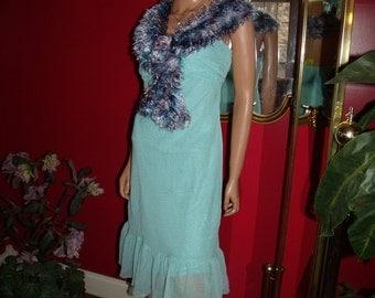 3-pc Set  Handmade Accessory  VTGFlapper Dress Adult Roaring 1920style Costume Theme
