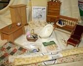 Destash Dollhouse/Miniature Lot 110