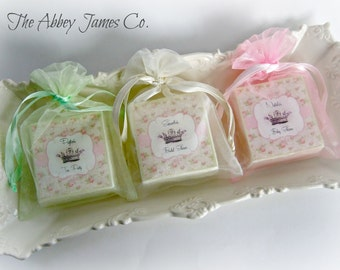 Shabby Chic Shower Favors, Tea Party Favors, Baby Shower Favors, Shabby  Chic Wedding