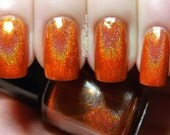 More Like Fire Than Light Full Size Holographic Nail Lacquer : The Good Parts Collection