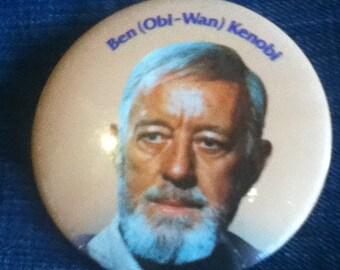 Star Wars Ben Obi-Wan Kenobi pin