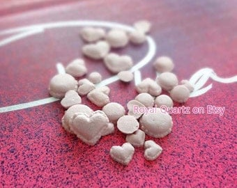Light Pink Macaroons  . Kawaii, cute, girly supplies for great jewely