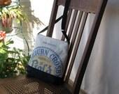 Flour Sack Shoulder Bag