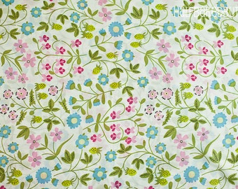 LIBERTY OF LONDON Tana Lawn Sweet Pink Mirabelle By The Yard
