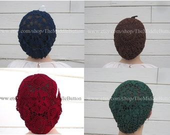 Four Snood PDF Patterns - The Basic Collection