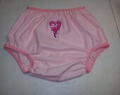 Adult Diaper Cover - My Little Pony Heart Style - Your Size