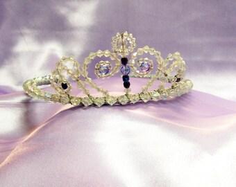 Princess Sofia Inspired Crown Tiara  for dress up, Halloween, Birthday,