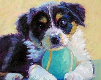 Dog Portrait DEPOSIT - See Item Details