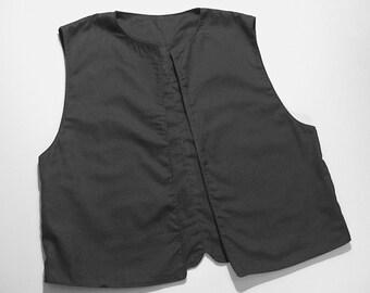 Boy's Lined Vest