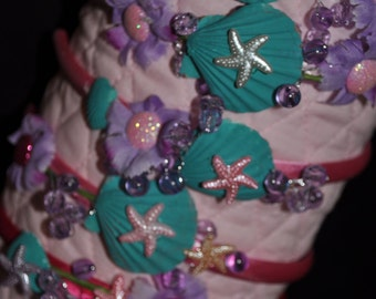 Little Mermaid Starfish Headband Party Favors