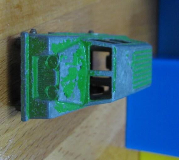 Vintage Tootsie Toy Die Cast Metal Land Rover Chicago IL