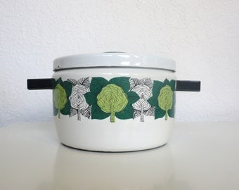 Esteri Tomula for Finel Enamel Cabbage Pot
