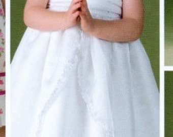 1st Communion Dress custom made to your specifications