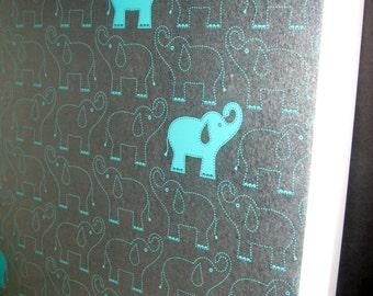 Royal.. Magnetic Dry Erase Memo Board / Housewarming Gift / Office Decor / Organization / Desk / Message Board / Wall Hanging