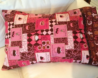 pillowcase for chocolate lovers
