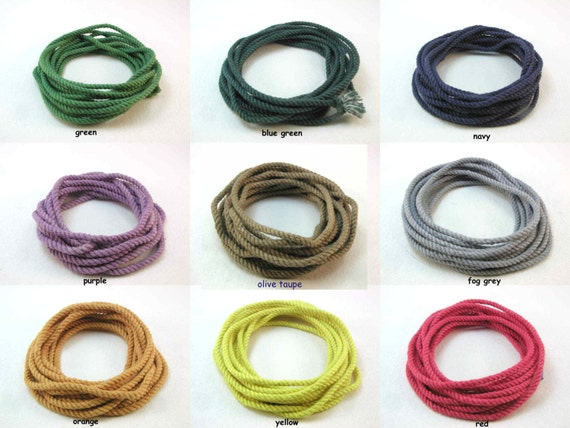 color cord bracelets instructions