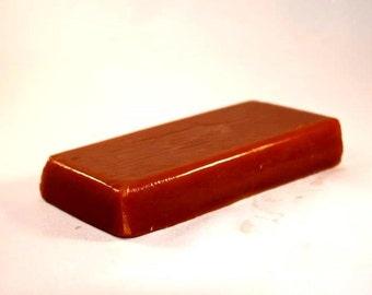 Peppermint Caramel 1/2 Pound Block