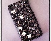 Studded Rhinestone Iphone 4 Case