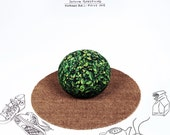 Topiary ball beanbag chair - ficus small - Free shipping world-wide