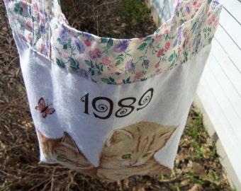 1989 Calendar Bag