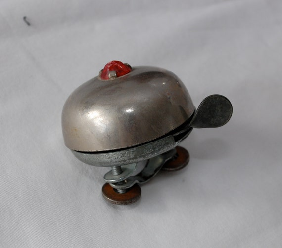 Vintage bevin gem bicycle bell usa bike works great for Vintage m bel küche