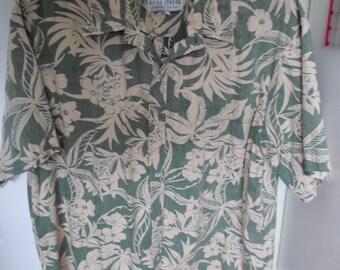 Men's Cooke Street  Hawaiian Shirt XXLarge
